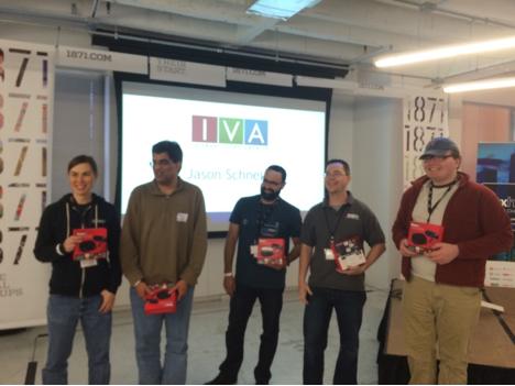 4Khax - IVA Challenge Winners