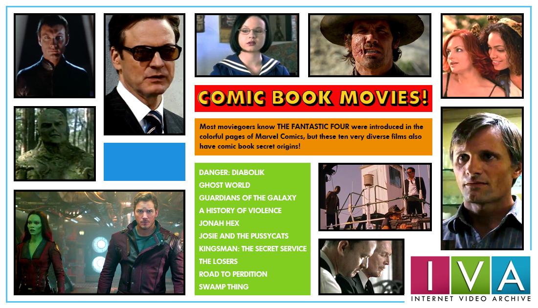 comic booksIVAblog