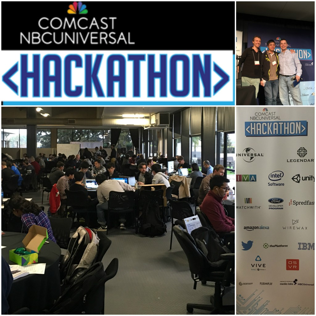 NBCUniversal Hackathon