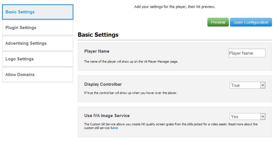 Media Manager Player Manager v6 Step 2 temp