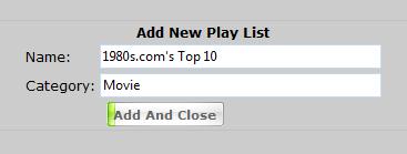 Media Manager Playlists Step 1 temp