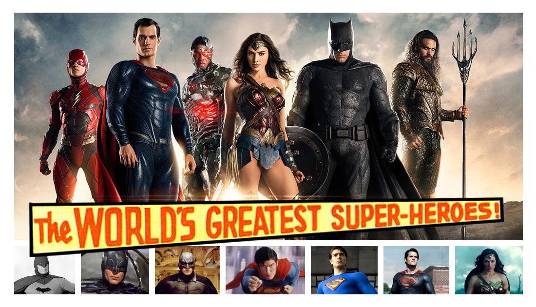 141 worlds greatest superheroes